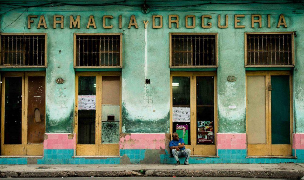 Pedro Díaz filmmaker realizador fotografía Cuba La Habana